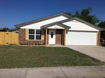 Homes for Sale in Texas West Subdivision, Killeen, Texas $139,000