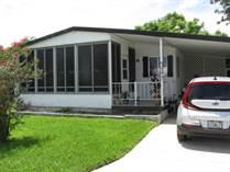 Homes for Sale in Village Green, Vero Beach, Florida $19,900