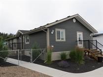 Homes for Sale in Coyote Crossing Villas MHP, Vernon, British Columbia $312,000
