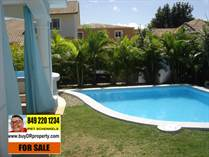 Homes for Sale in Playa Chiquita , Sosua, Puerto Plata $139,000