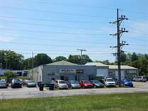 Commercial Real Estate for Sale in Michigan City, Indiana $159,900