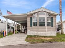 Homes for Sale in FOREST LAKE RV ESTATE, Zephyrhills, Florida $29,500