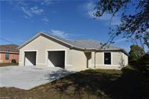 Homes for Sale in Cape Coral, Florida $333,900