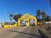 Lots and Land for Sale in Mision del Mar, Playas de Rosarito, Baja California $22,000