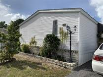 Homes for Sale in Lamplighter On The River, Tampa, Florida $54,900