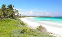Lots and Land for Sale in Tulum, Quintana Roo $369,000