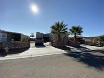 Homes Sold in Foothills Mobile EST, Fortuna Foothills, Arizona $269,900