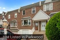 Homes for Sale in Philadelphia, Pennsylvania $249,900