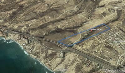 TERRENO COMERCIAL, en Puerto Nuevo KM 45 Carretera libre Tijuana - Ensenada.