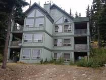 Homes Sold in Big White, British Columbia $499,000