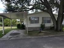 Homes for Sale in Three Lakes Mobile Home Park, Tampa, Florida $41,500