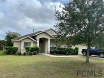 Homes for Sale in Palm Coast, Florida $212,000