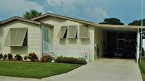 Homes Sold in Lincolnshire Mobile Estates, Largo, Florida $64,900