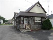 Commercial Real Estate for Sale in Wallaceburg, Ontario $209,900