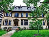 Commercial Real Estate for Sale in Golden-Square-Mile, Montréal, Quebec $7,500,000