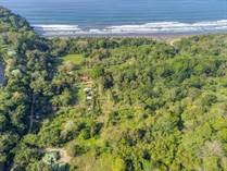 Lots and Land for Sale in Uvita, Puntarenas $99,000