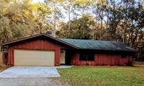 Homes for Sale in Istachatta, Brooksville, Florida $269,900