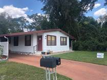 Homes Sold in HarborView , New Port Richey, Florida $20,900