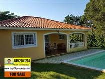Homes for Sale in La Mulata, Sosua, Puerto Plata $149,000