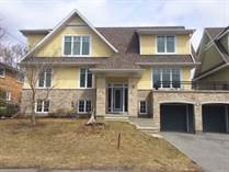 Homes Sold in Ottawa River Parkway, Ottawa, Ontario $899,800