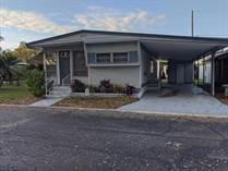 Homes for Sale in Twin Lakes, Clearwater, Florida $41,500