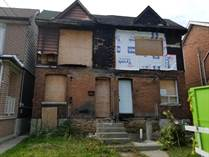 Homes for Sale in Davenport/Lansdowne, Toronto, Ontario $619,000
