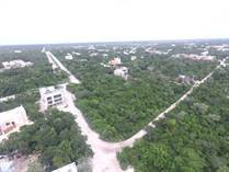Lots and Land for Sale in La Veleta, Tulum, Quintana Roo $807,000