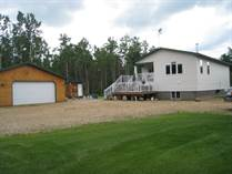 Homes for Sale in Barrhead County No. 11, Idle Hours Estates, Alberta $379,900