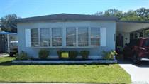 Homes for Sale in HARBOR VIEW, New Port Richey, Florida $25,999