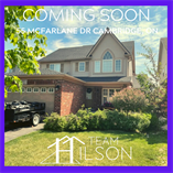 Homes for Sale in Hespeler, Cambridge, Ontario $799,900