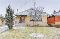 Homes for Sale in Glen Park, Toronto, Ontario $899,900