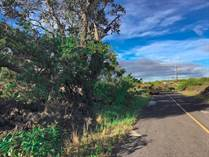 Lots and Land for Sale in Hawaii, OCEAN VIEW, Hawaii $63,000