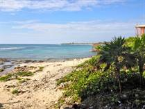 Lots and Land for Sale in Punta Sur, Akumal, Quintana Roo $520,000