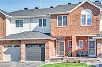 Homes for Sale in ORLEANS AVALON NOTTINGALE SPRINGRIDGE, Ottawa, Ontario $394,900