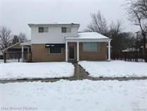 Homes for Sale in Berkley, Michigan $550,000