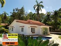 Homes Sold in La Mulata, SOSUA, Puerto Plata $85,000