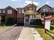 Homes for Sale in WORTHINGTON/ BOVAIRD, Brampton, Ontario $1,189,000