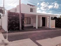 Homes for Sale in Cholul, Merida, Yucatan $144,000