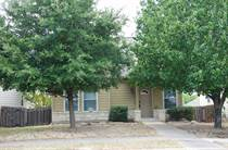 Homes for Rent/Lease in Meadows at Trinity Crossing, Austin, Texas $1,550 monthly