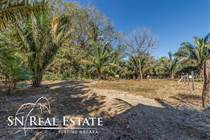 Lots and Land for Sale in Nosara, Guanacaste $53,000