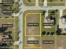 Lots and Land for Sale in Cape Coral, Florida $52,900