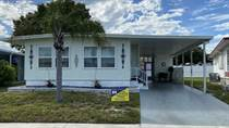 Homes for Sale in Four Seasons, Largo, Florida $39,900