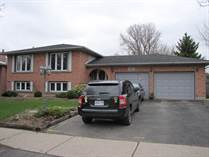 Homes for Sale in Mayfair, Brantford, Ontario $550,000