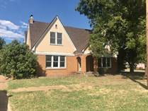 Homes for Sale in Childress, Texas $72,000