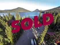 Other Sold in Bowron Lake, Wells, British Columbia $1,750,000