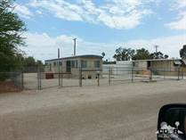 Homes for Sale in California, Salton Sea Beach, California $43,000