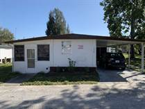 Homes for Sale in Westgate Community, Largo, Florida $9,000