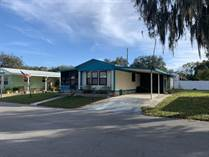 Homes for Sale in RAMBLEWOODS, Zephyrhills, Florida $16,900
