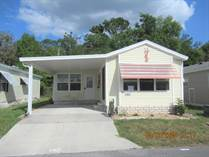 Homes for Sale in FOREST LAKE RV ESTATE, Zephyrhills, Florida $33,500