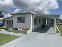 Homes for Sale in Sunnyside Mobile Home Park, Zephyrhills, Florida $14,500